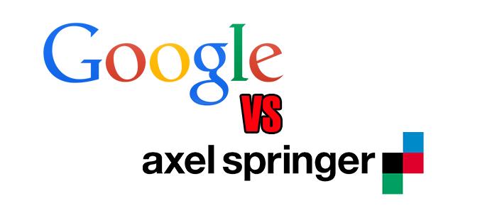 Google, Axel Springer, Snippet