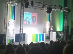 Marketing Horizonte 2011, Commitment, Brand, Neon