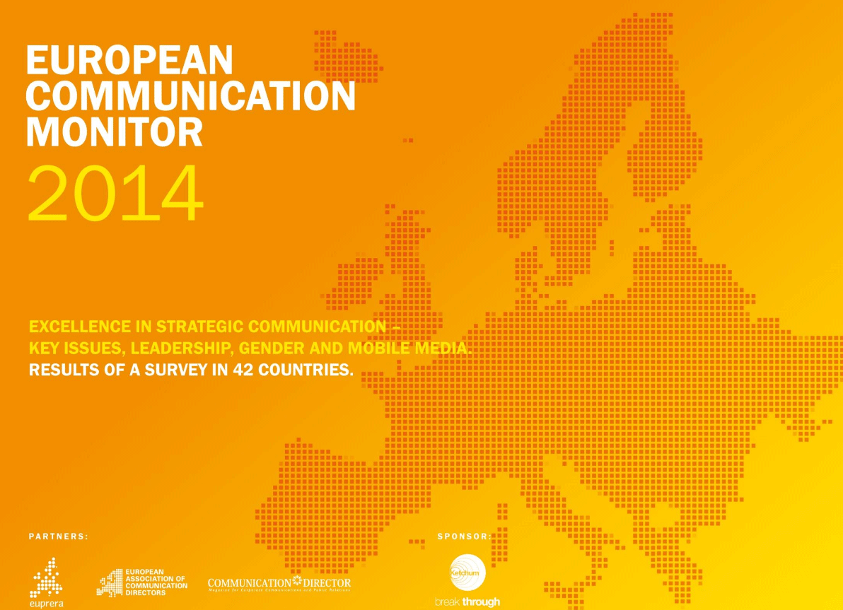 European Communication Monitor 2014